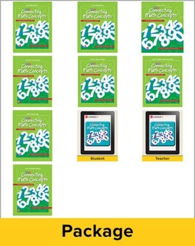 9780021036066: Connecting Math Concepts Level C, Teacher Materials Package