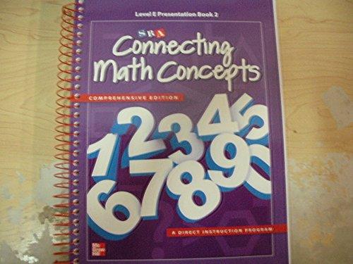 9780021036196: SRA Connecting Math Concepts Level E Presentation Book 2