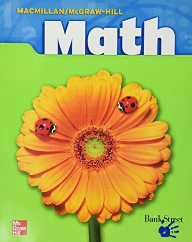 9780021040018: Mcgraw-Hill Math Grade K (Mmgh Mathematics)