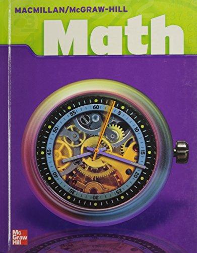 9780021040070: Mcgraw-Hill Math Grade 6