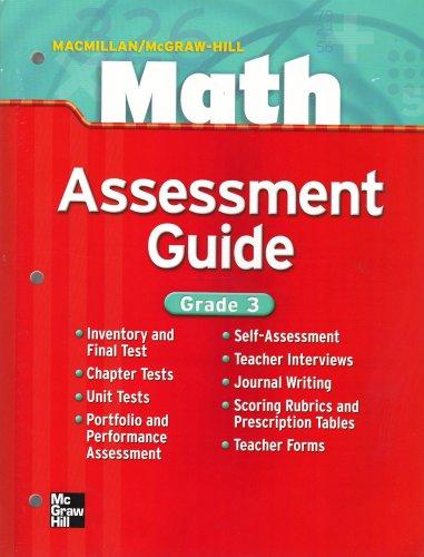 9780021041190: ESL Activity Guide; Grade 3 (Macmillan/McGraw-Hill Math)