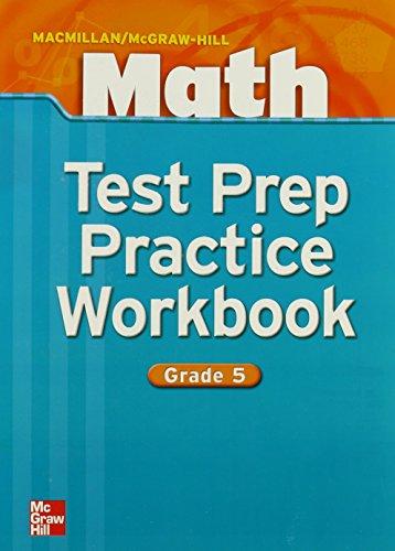 9780021041930: Math Daily Practice Workbook- Grade 5