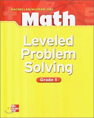 9780021042029: Math Grade 1: Problem Solving Workbook