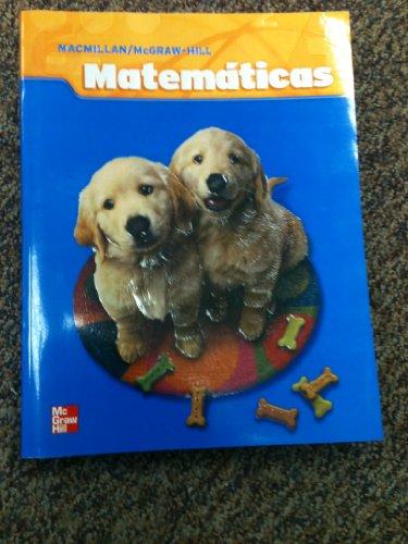 9780021046430: Macmillan/McGraw-Hill Matematicas ISBN 0021046433
