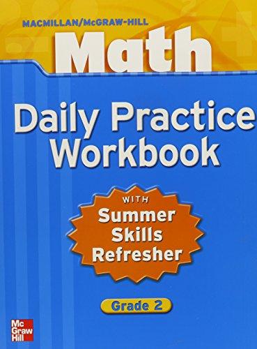 9780021049653: Math: Daily Practice Workbook, Grade 2