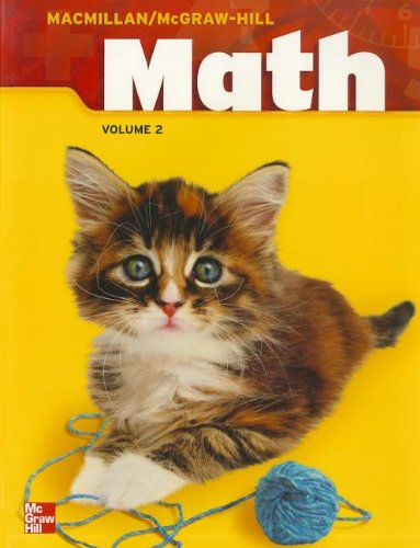 9780021050116: Math Grade 1
