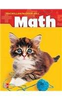 9780021050123: Macmillan/McGraw-Hill Math, Grade 1, Pupil Edition (2 Volume Consumable Set)