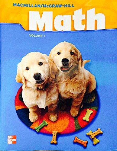 9780021050130: Macmillan/McGraw-Hill Math, Grade 2, Vol. 1, Pupil Edition