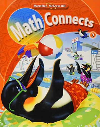 9780021057320: Math Connects: Grade 3
