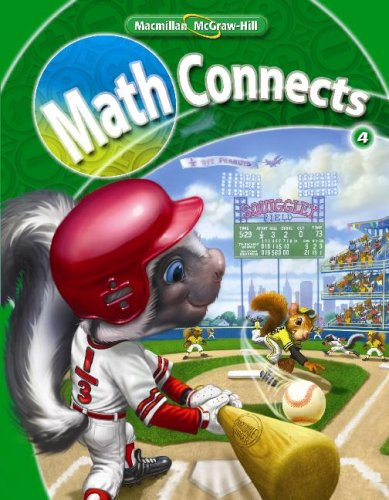 9780021057337: Math Connects, Grade 4, Student Edition
