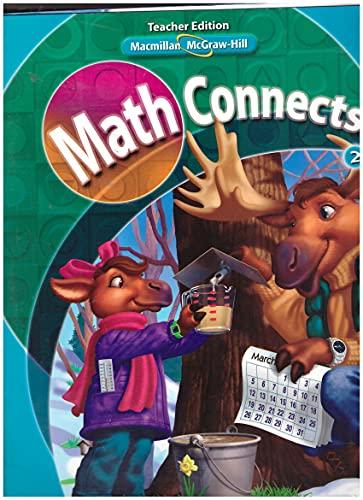 9780021057399: Math Connects: Teacher Edition (Math Connects 2, Volume 1)