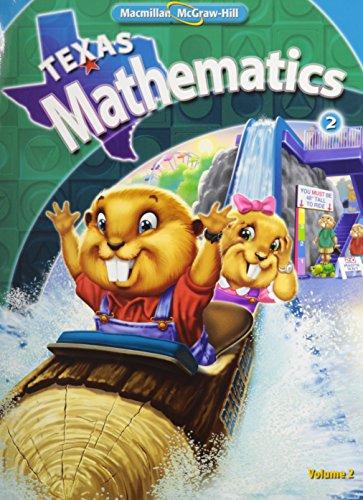 9780021057528: Texas Mathematics,  Grade 2, Vol. 2