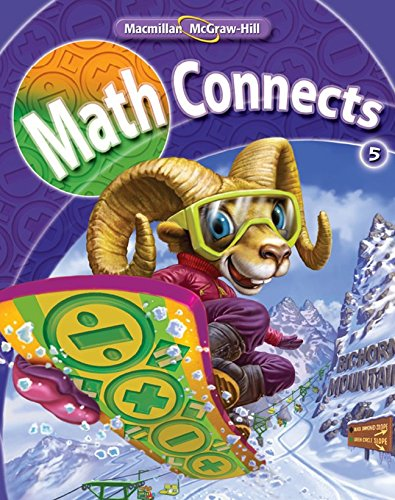 9780021060245: Math Connects, Grade 5