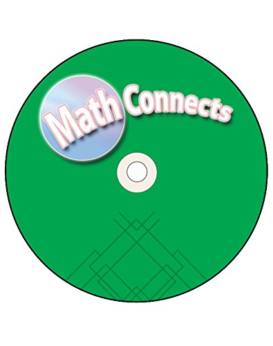 9780021064298: Math Connects, Grade 4, StudentWorks Plus DVD (ELEMENTARY MATH CONNECTS)