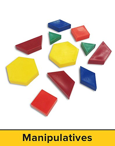 9780021064816: Math Connects, Grade K, Classroom Manipulative Kit