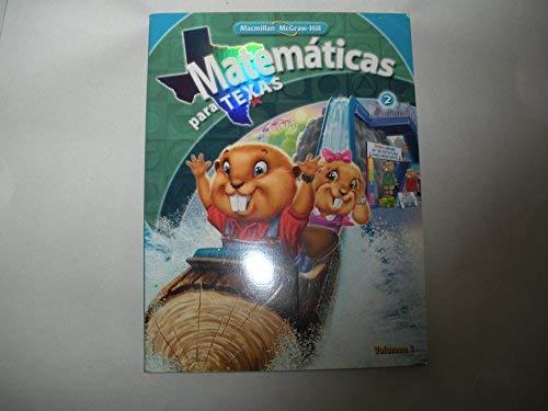 MATEMATICAS PARA TEXAS 2 VOL.1 (P): a