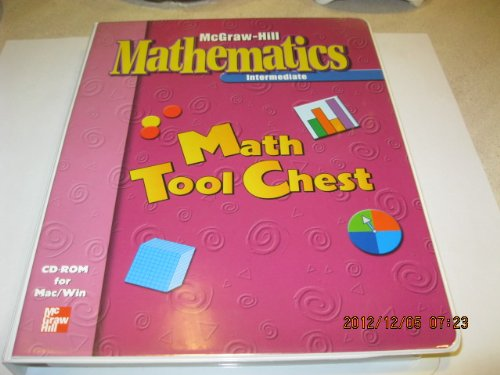 Macmillan McGraw Hill Mathematics Math Tool Chest