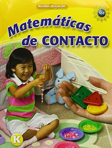 9780021070282: Math Connects, Kindergarten, Spanish IMPACT Mathematics, Student Edition (Spanish Edition)