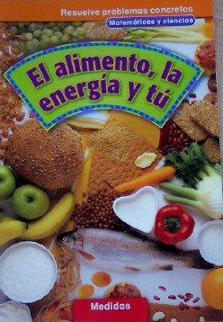 El Alimento, La Energia Y Tu: Medidas,