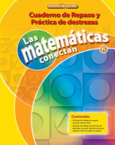 9780021073931: Math Connects, Grade K, Real-World Problem Solving Readers Package (Spanish) (Spanish Edition)