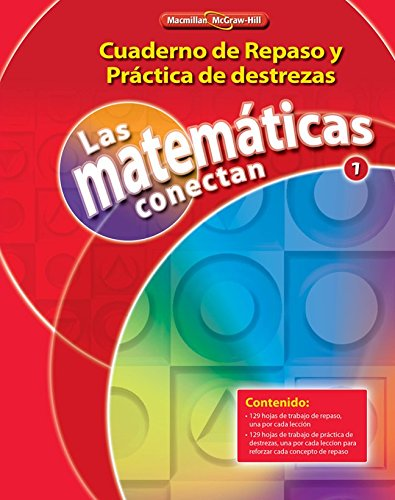 9780021073948: Math Connects, Grade 1, Real-World Problem Solving Readers Package (Spanish) (ELEMENTARY MATH CONNECTS) (Spanish Edition)