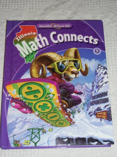 9780021074822: Math Connects Grade 5 Illinois Edition