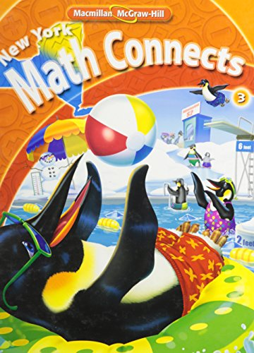 9780021074891: NY Math Connects, Grade 3, Student Edition (New York Math Connects)