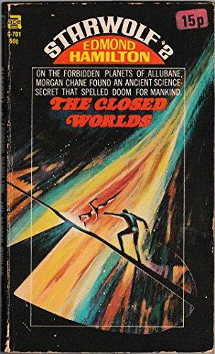 9780021077014: Starwolf #2: The Closed Worlds