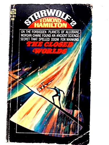 9780021077014: The Closed Worlds (Starwolf 2)