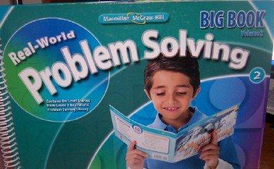 9780021080328: Real-World Problem Solving Big Book Grade 2 (Volume 2)