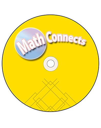 9780021080342: Math Connects, Grade K, StudentWorks Plus CD-ROM (ELEMENTARY MATH CONNECTS)