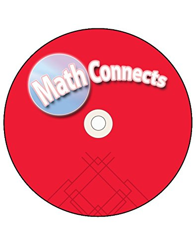 9780021080366: Math Connects, Grade 1, StudentWorks Plus CD-ROM