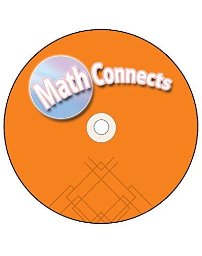 9780021080410: Math Connects, Grade 3, StudentWorks Plus CD-ROM