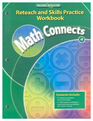 9780021083992: Math Connects: Grade 1