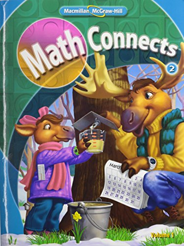 9780021084012: 1 - 2: Math Connects Grade 2