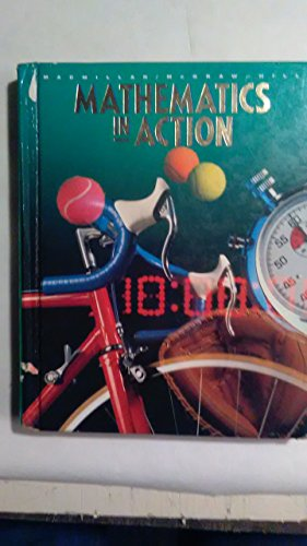 9780021084937: Mathematics in Action