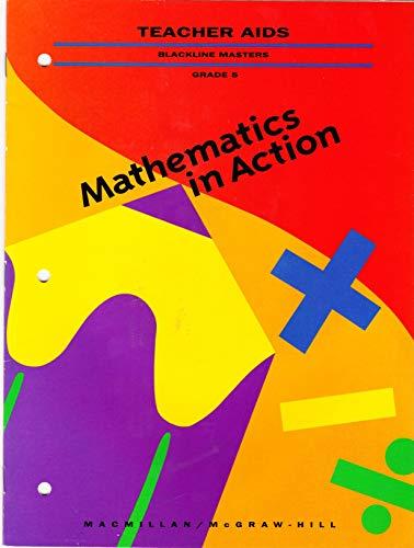 Teacher's Aids Blackline Masters Grade 5 (Mathematics in Action) (0021086915) by Macmillan