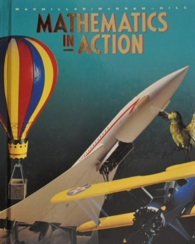 9780021090051: Mathematics in Action Grade 5 Student Edition