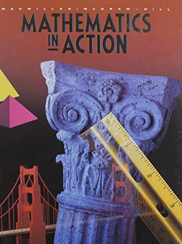 9780021090068: Mathematics In Action 6th Grade