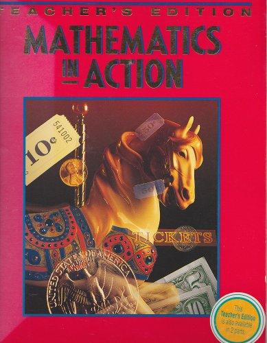 9780021090112: Mathematics in Action: Grade 2 (Teachers Edition)