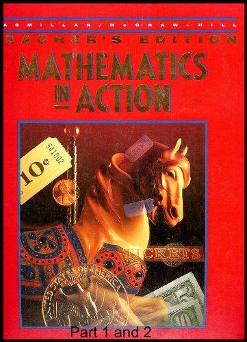 9780021090204: Mathematics In Action (Part 1)