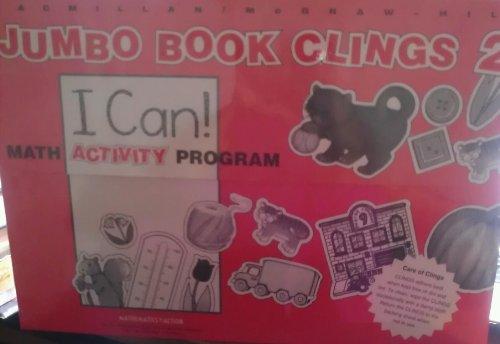 9780021090860: Jumbo book: Jumbo book clings 2 : I can! Math activity program (Mathematics in action)
