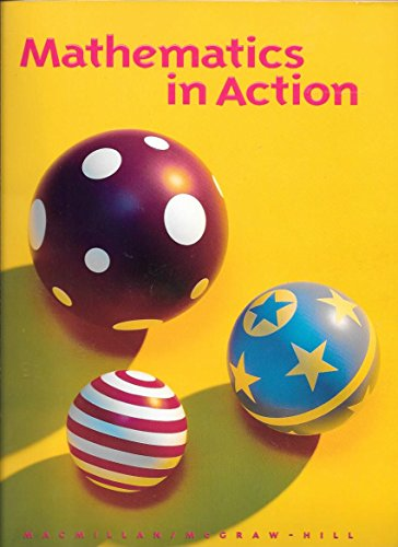 9780021092611: Mathematics in Action: Kindergarden