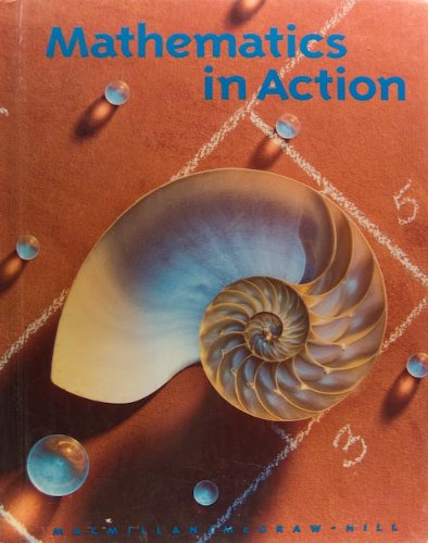 9780021092673: Mathematics in Action: Grade Six