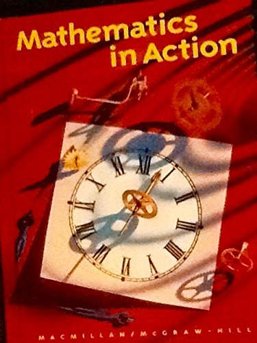 9780021092697: Mathematics in Action: Grade 8