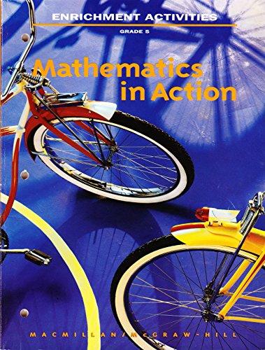 Mathematics in Action (1994) Enrichment Activities Workbook: MACMILLAN