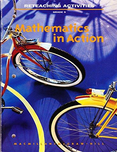 Mathematics in Action (1994) Reteaching Activities2workbook Grade 5