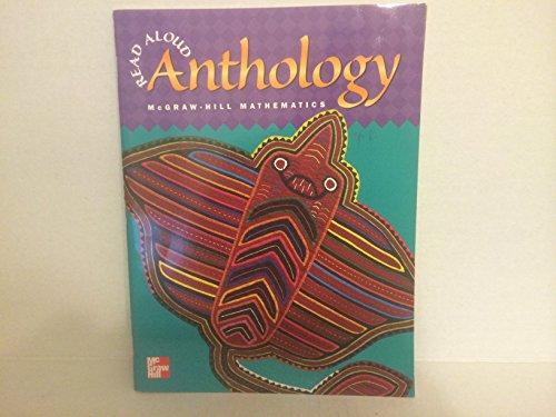 9780021095698: Read Aloud Anthology Grade 6 (McGraw-Hill Mathematics)
