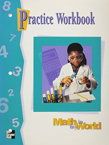 9780021096046: Math in My World Practice Workbook Grade 6