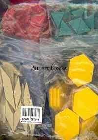 9780021097449: McGraw-Hill Mathematics, Pattern Blocks (250)